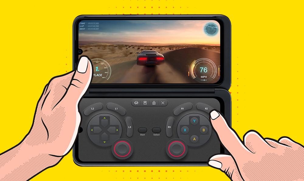 Con el nuevo LG G8X ThinQ Dual Screen, ¡tendrás la victoria asegurada!