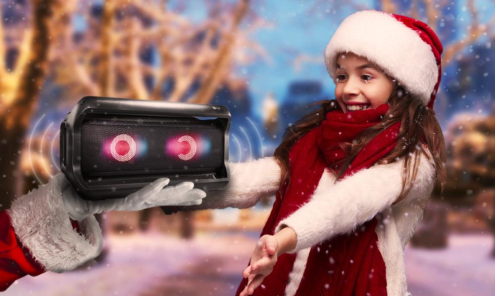 Reproduce en tu XBOOM las mejores canciones de navidad