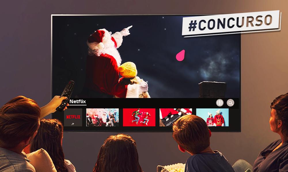 Concurso: TU COMANDO FAVORITO CON LG TV