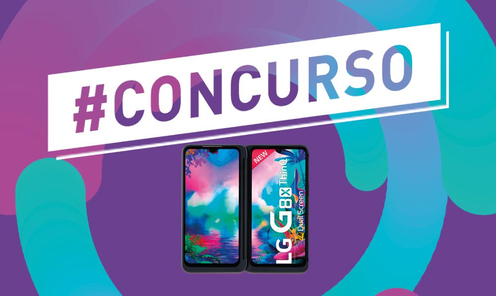 LG G8X DUAL SCREEN | CONCURSO POR SAN VALENTIN ❤