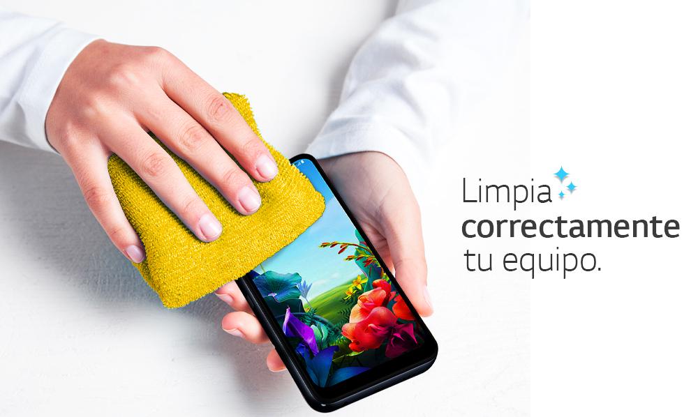 LG Mobile Perú | Aprende a limpiar y desinfectar tu smartphone