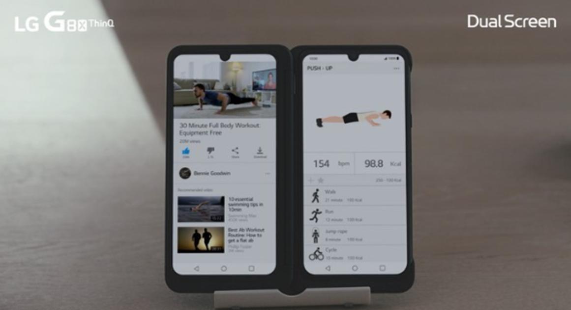 LG Mobile | Apps para ejercitarte en casa