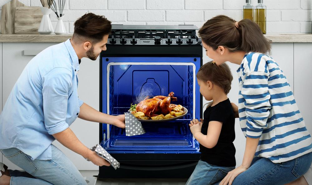Cocinas LG | Aprende cómo preparar un delicioso Pollo a la Brasa