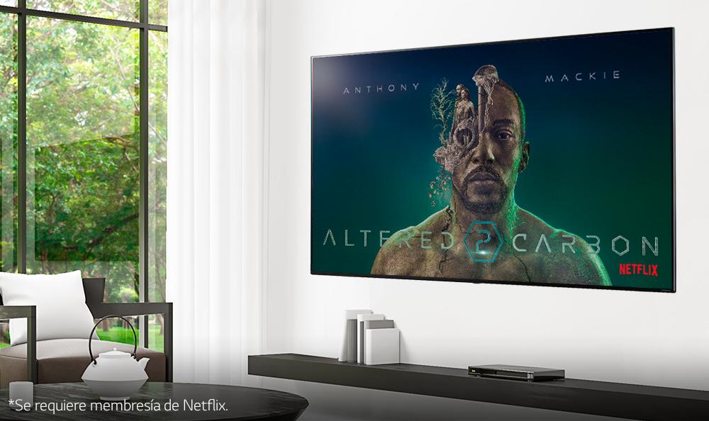 LGTV- Dolby Atmos, el complemento perfecto para una noche de cine en casa
