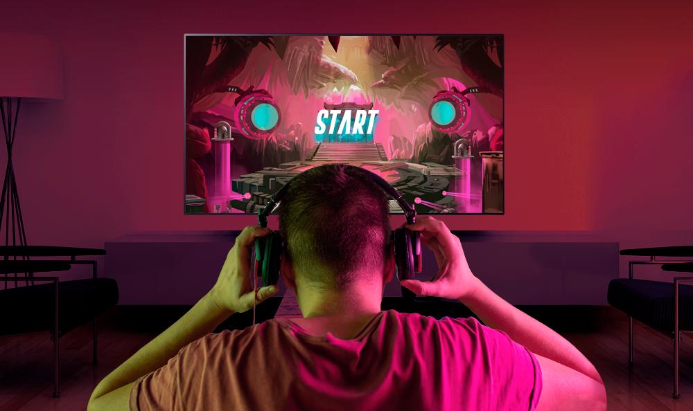 LGTV – Presentamos la tecnología G-Sync en nuestros TVs 2020