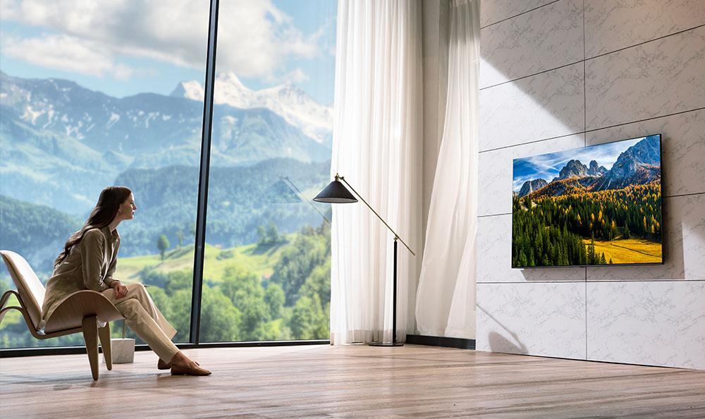 LG NanoCell –  Experimenta los colores más vivos en una pantalla Ultra Grande
