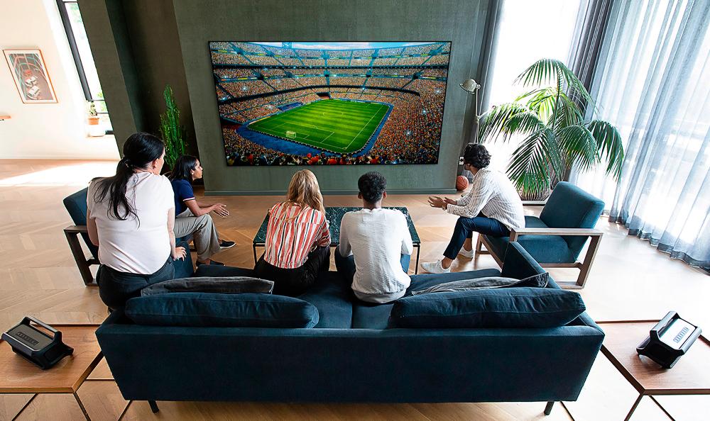 LG TV: Tu centro de entretenimiento