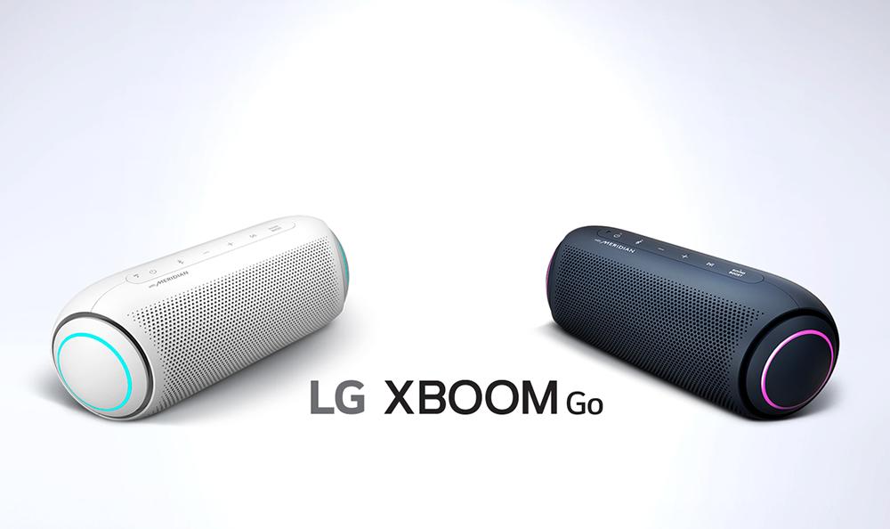 LG XBOOM Go | Nueva Serie PL 2020