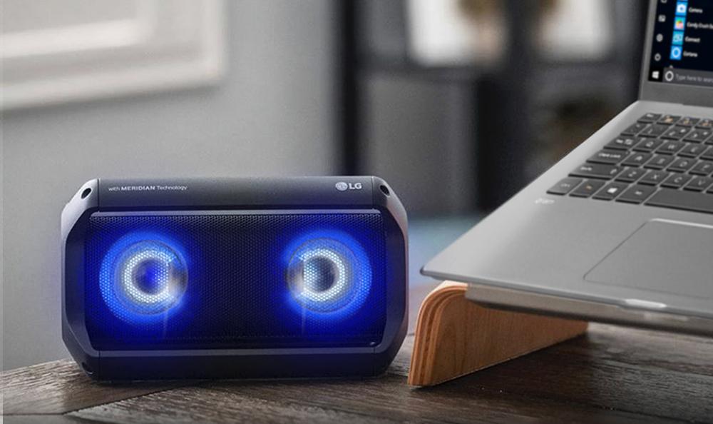 LG XBOOM Go | ¿Por qué debes escuchar música para trabajar?