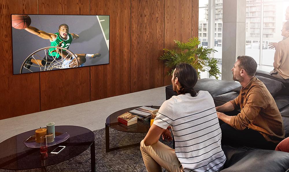 LG TV – 5 Tips para disfrutar más los deportes