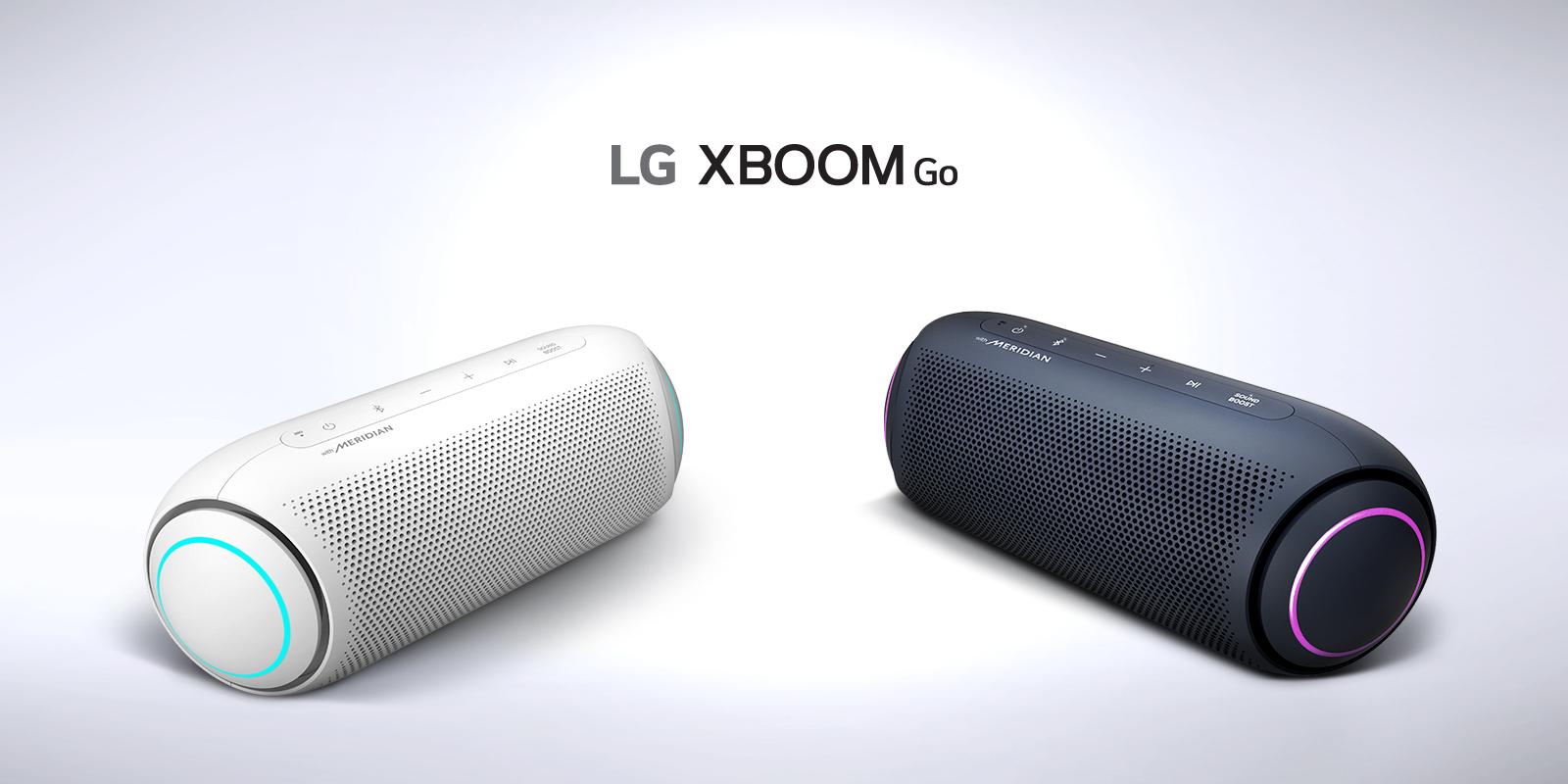 ALTAVOCES LG: NUEVA SERIE XBOOM Go OFRECE TECNOLOGÍA MERI-DIAN Y DISEÑO RENOVADO