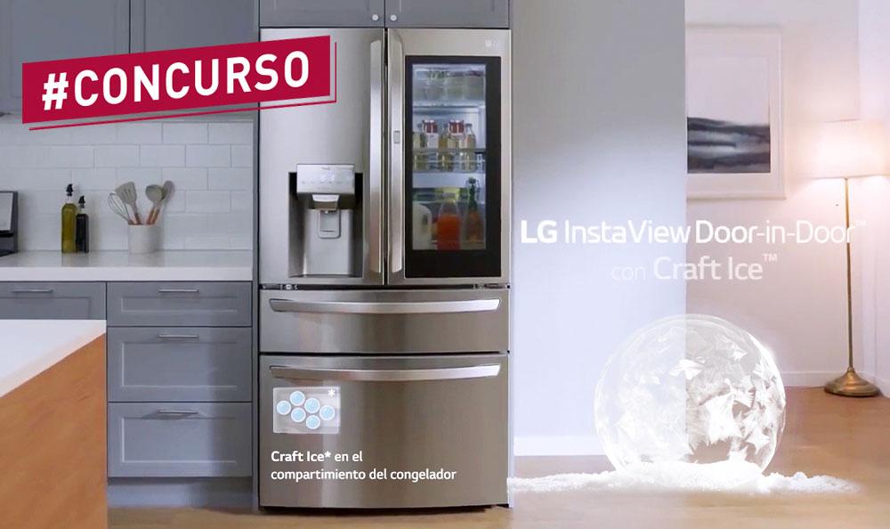 TÉRMINOS Y CONDICIONES | Concurso Refrigeradora LG Craft Ice