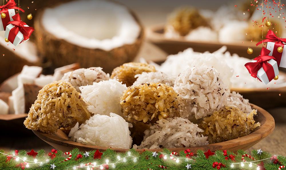Recetas LG | Aprende a preparar cocadas desde casa, ¡saca el chef que llevas dentro!