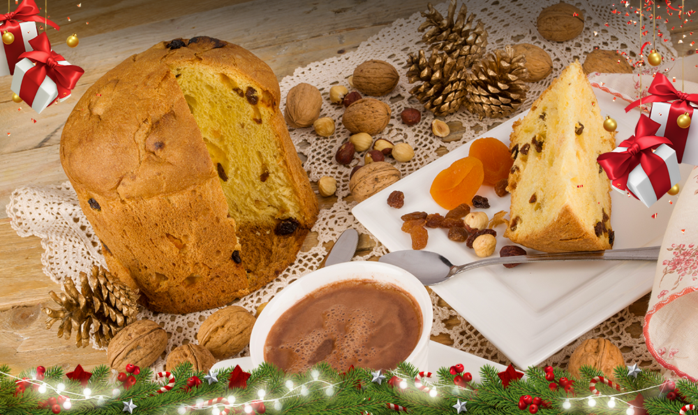Recetas LG | Prepara un riquísimo panetón navideño en casa
