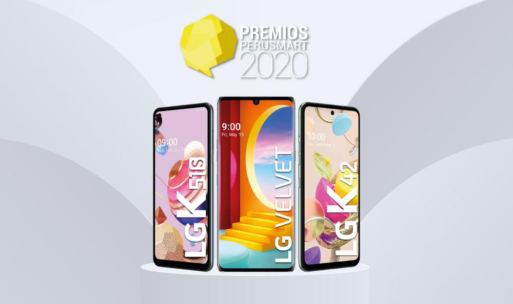 Términos y Condiciones – LG Mobile presente en la premiación PeruSmart 2020