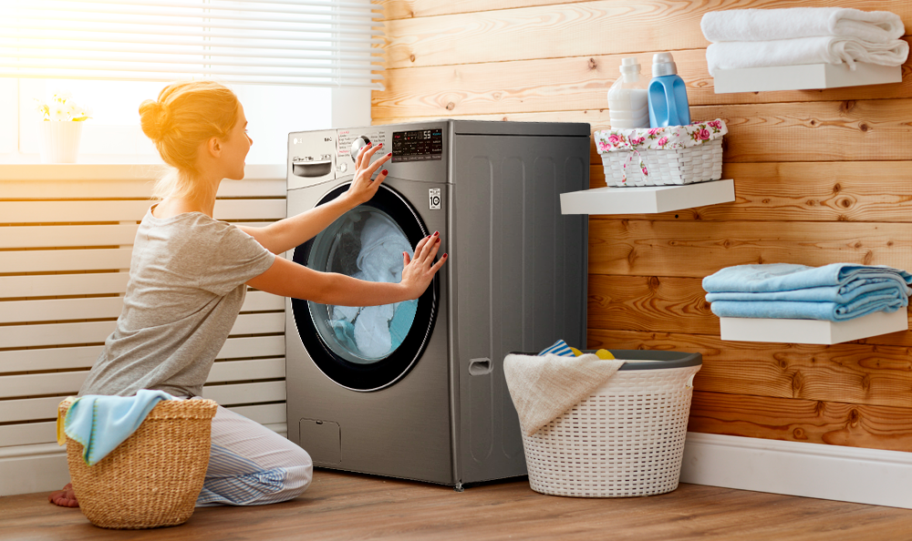 Lavadoras LG | ¡Aprende a lavar tu ropa en verano!