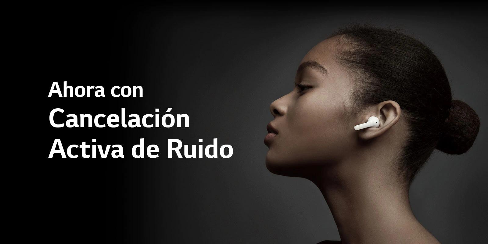 LLEGAN A PERÚ LOS AUDÍFONOS INALÁMBRICOS LG TONE FREE FN7 CON CANCELACIÓN ACTIVA DE RUIDO
