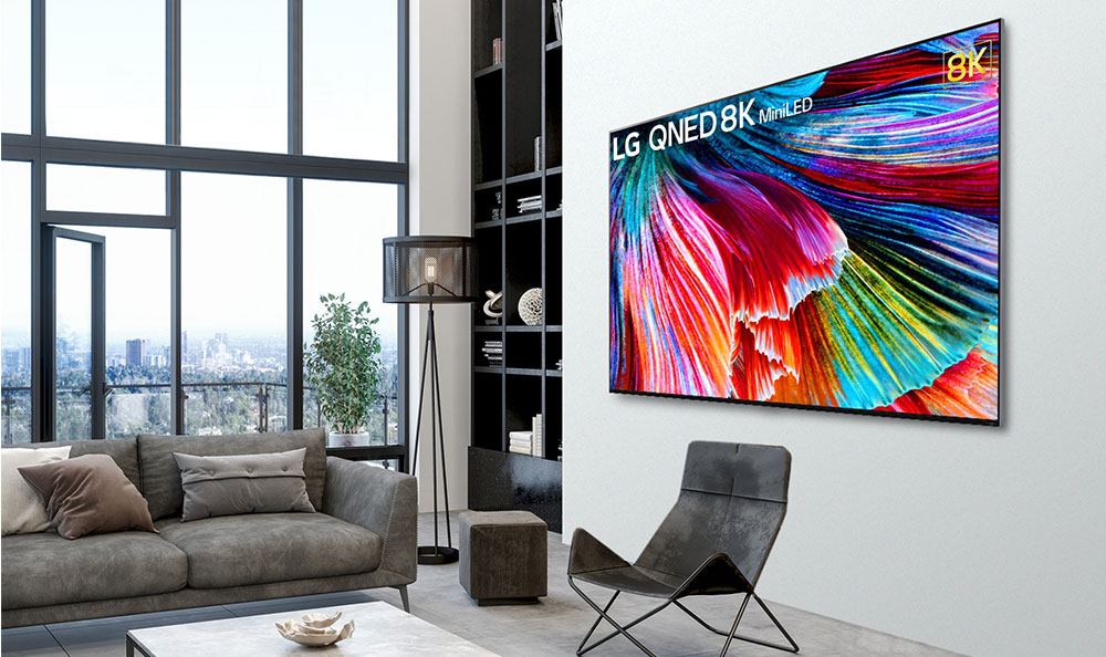 LG QNED MINI LED – Un nuevo estándar para la calidad de imagen