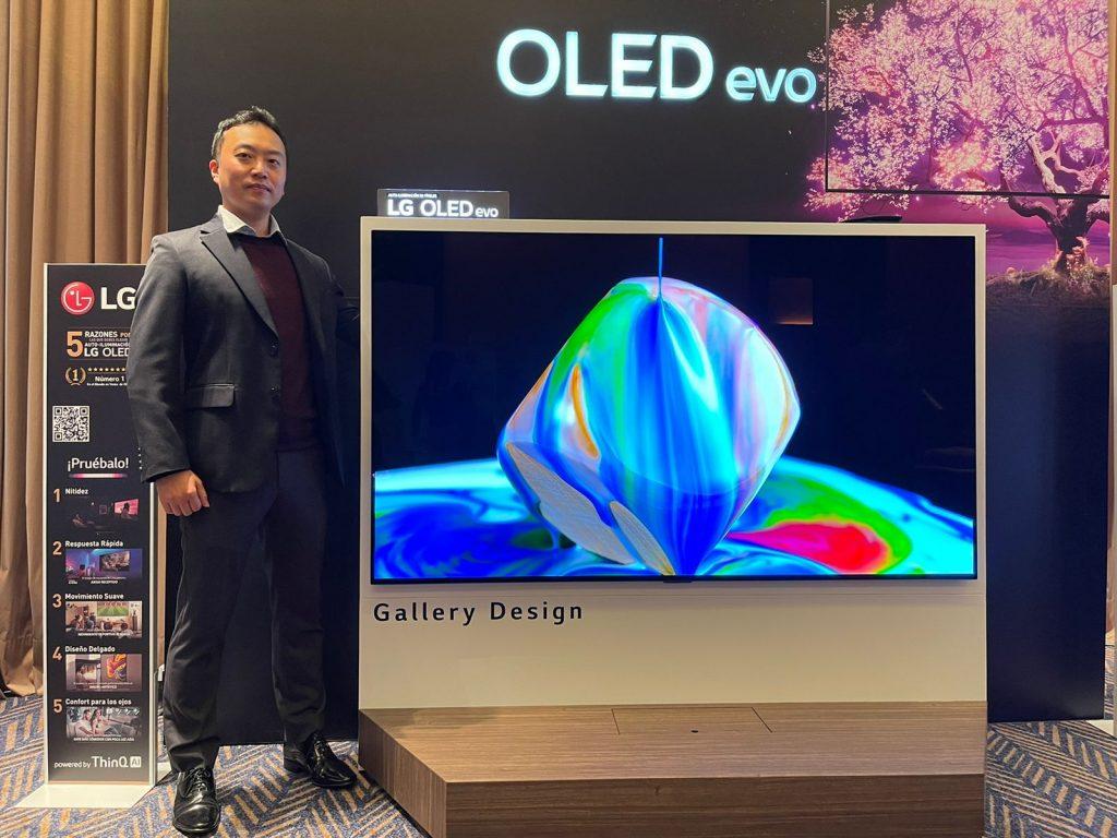 Showroom Innovaciones LG 2021